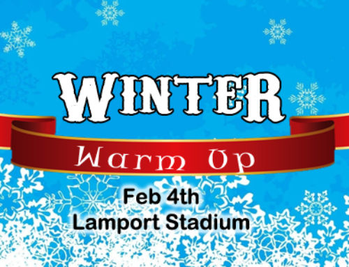 Winter Warm-up Wrap-up