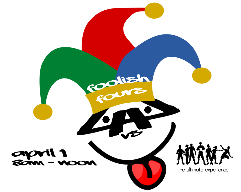 Foolish Fours logo