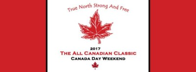 All Canadian classic 2017 logo