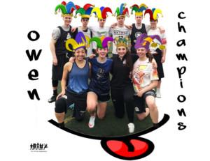 Team Owen champions