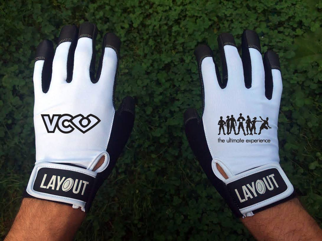 VC and UE Layout gloves