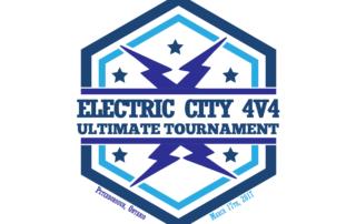 Electric City 4v4 Tournament logo