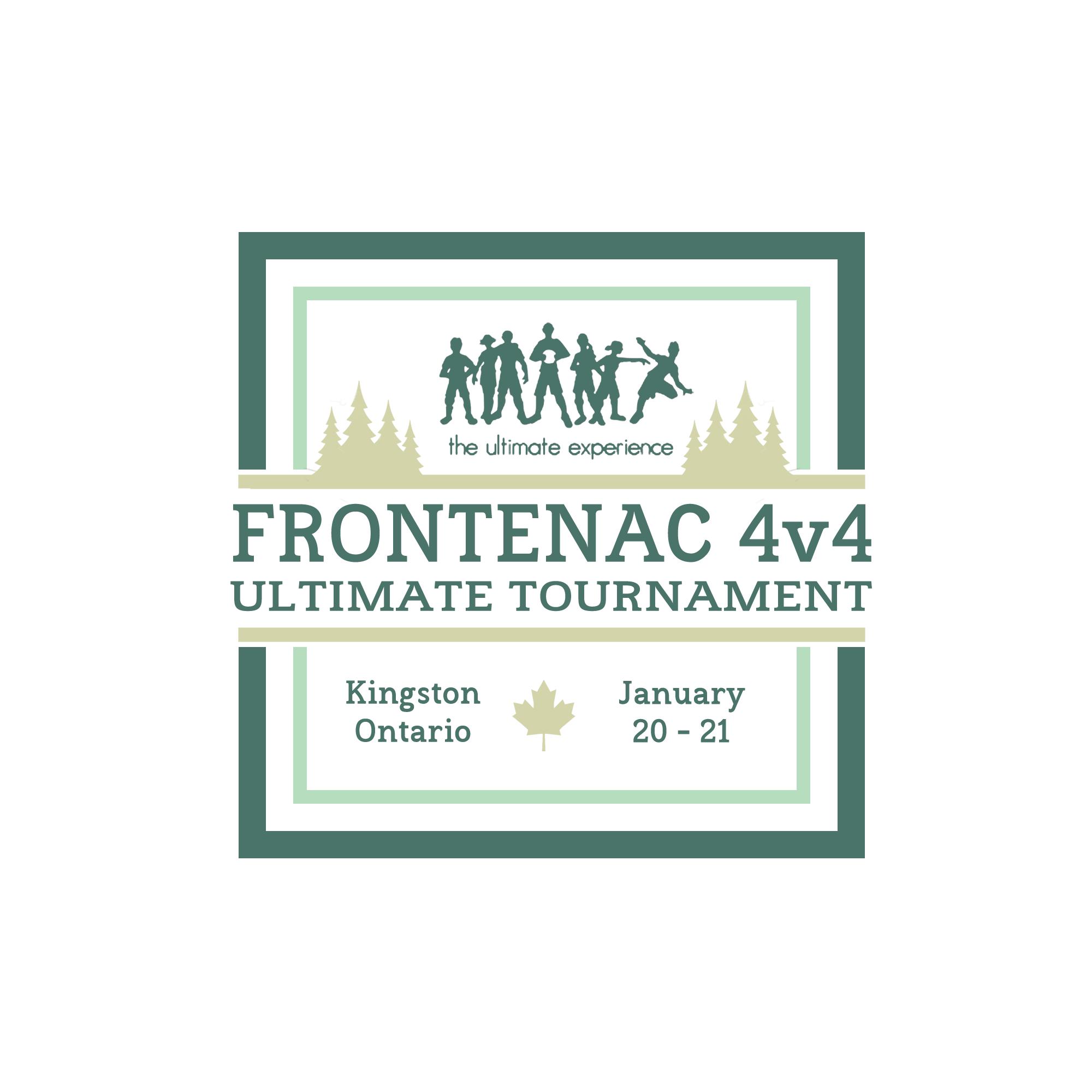 Frontenac 4v4 logo