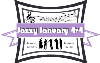 Jazzy January 4v4 Tournament logo