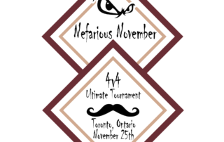 Nefarious November 4v4 Tournament logo