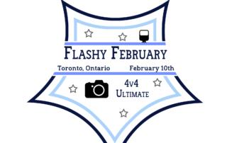 Flashy February 4v4 Tournament logo