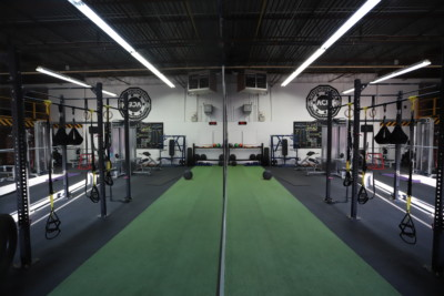 Ace Warehouse Gym