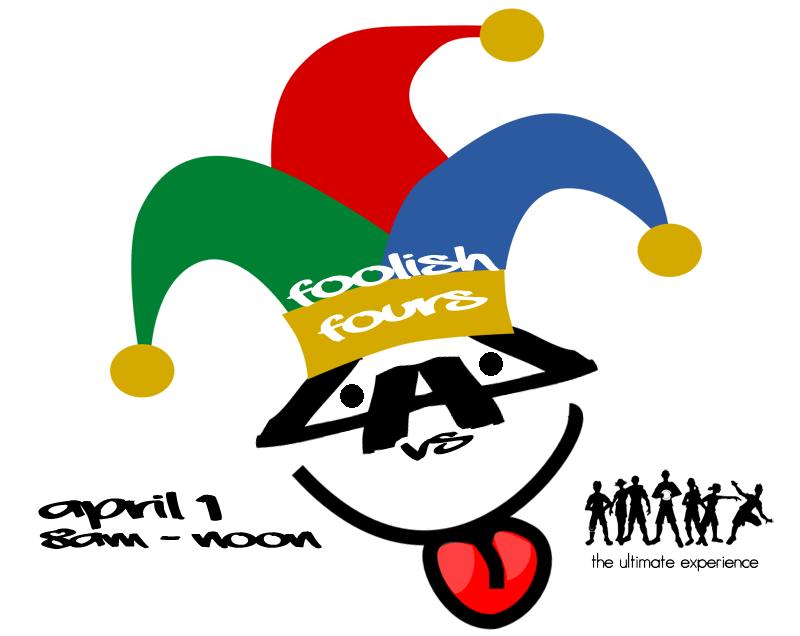 Foolish Fours logo