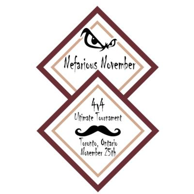 Nefarious November logo