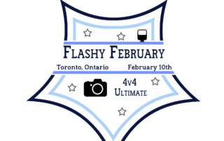 Flashy February 4v4 Tournament logo