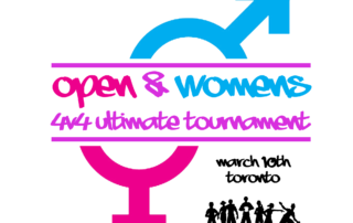 Open & Women's 4v4 Tournament logo